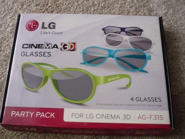 Sprzedam okulary 3 D