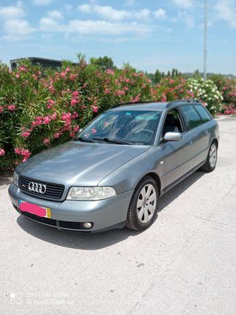 Audi A4 B5 Avant 1.6 105 CV,só 174000km ano 1999 revisão total feita