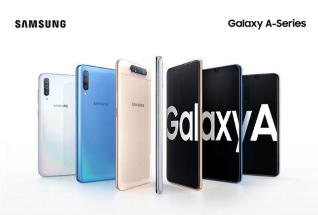 Szyba + wymiana Samsung A40 A50 A70 A20e A21s A30s A41 A51 A71 A42 A52
