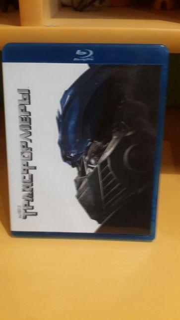 Blu-ray фильм Трансформеры