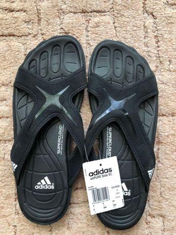 Оригинал Сланцы тапки мужские adidas Adipure Slide v21529 40.5-43