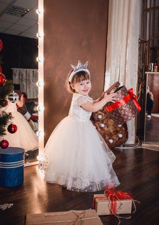 Детское платье на 3-5 лет