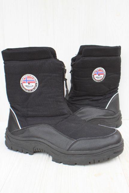 Зимние ботинки Nebulus Германия 45р валенки