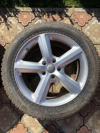 диски с зимней резиной Audi Q7 Nokian R20
