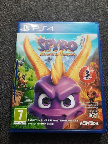 Spyro Reignited Trylogy PS4