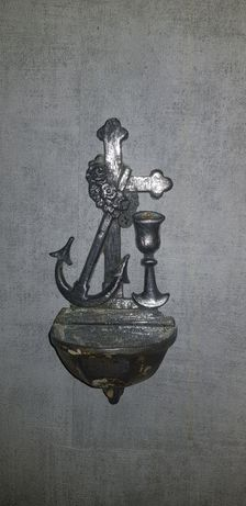 Kropielnica na wodę święconą