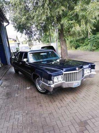 Cadillac Fleetwood 7,2 benzyna