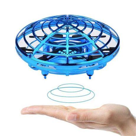 Mini Dron UFO dla dziecka (od 3 lat) i dorosłego (film yt)