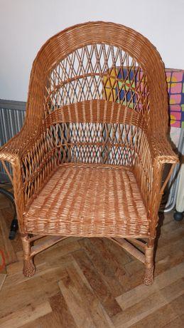 Krzesla ratanowe