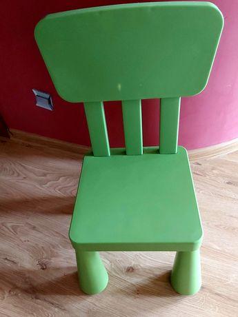 Stolik kritter i krzesełko mamut ikea zestaw