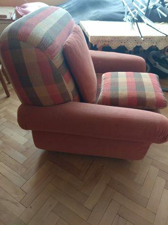 Fotele  w kratkę 100x90,