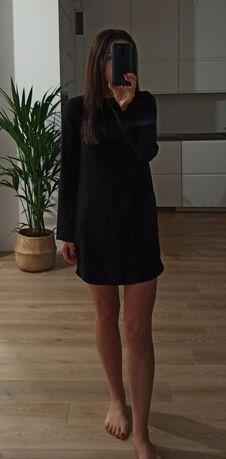 Czarna sukienka H&M