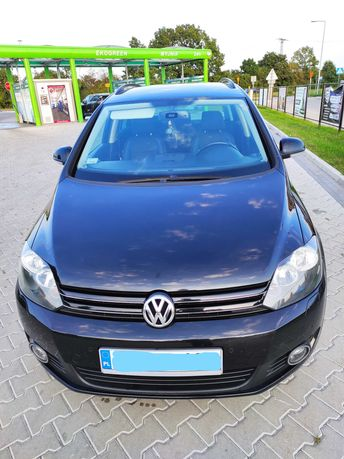 Volkswagen Golf Plus 1.6TDI 105KM 2010r