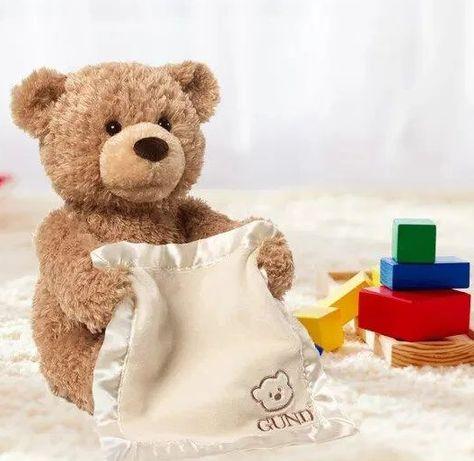 Интерактивная игрушка говорящий Мишка Peekaboo Bear