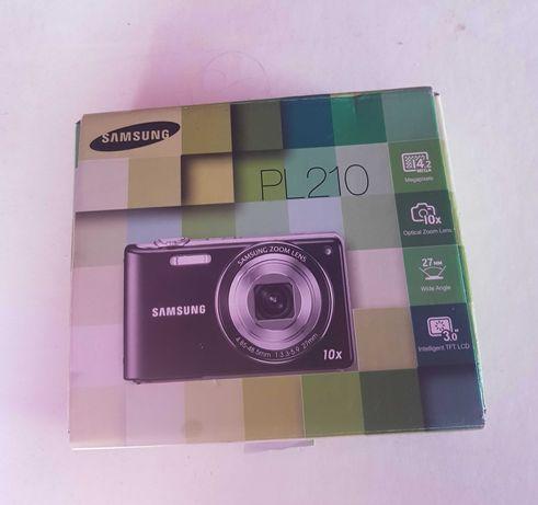 Máquina fotográfica Samsung PL210