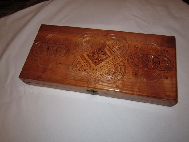 Продам Деревянные нарды ручной работы