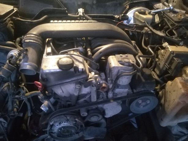 Двигатель (мотор) 604 mersedes 2.2d w210