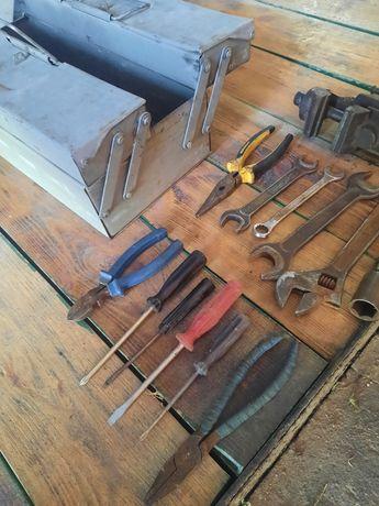 Ящик с инструментами ссср