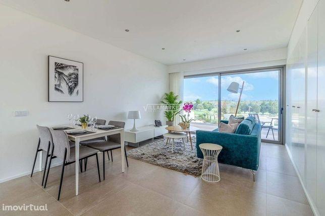 T2 Novo com varanda no Silves Golf Resort