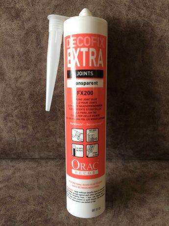 Клей  DecoFix Extra joints transparent FX200 OracDecor