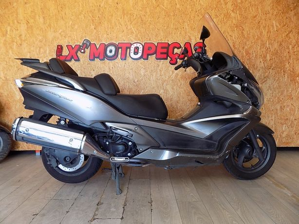 Honda Swt 600 e 400 acidentadas para peças