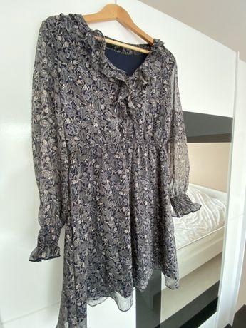 Sukienka Wiosenna firmy Mohito rozmiar 38