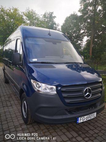 Wynajem Busów Mercedes-Benz bez limitu km Ulim/Gorzów Wlkp.