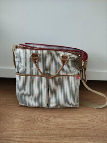 torba do wózka skip-hop French Stripe