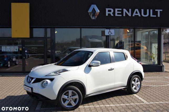 Nissan Juke Rej. 2015r, Polski Salon, I Właściciel, Benzyna 1,6,