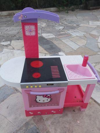 Cozinha Hello Kitty criança