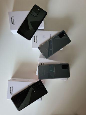 Samsung s20ultra, s20plus,note 10plus demo