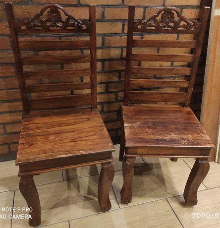 Krzesło kolonialne