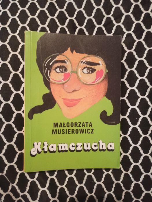 Książka Małgorzata Musierowicz Kłamczucha Kraków - image 1