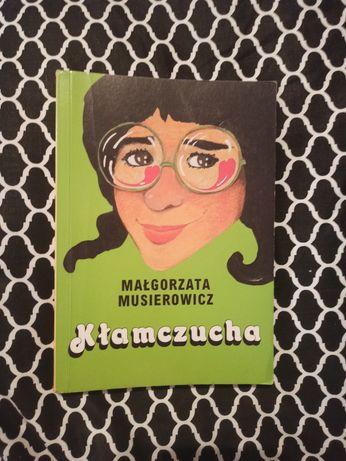 Książka Małgorzata Musierowicz Kłamczucha