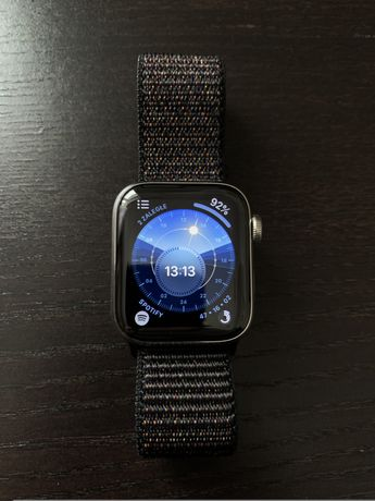 Apple watch 4 40mm cellular LTE stainless steel silver