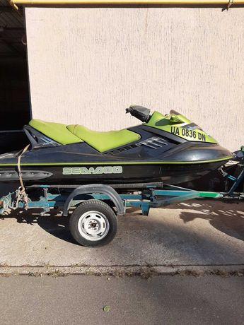 Гидроцикл  Sea doo RXT 215