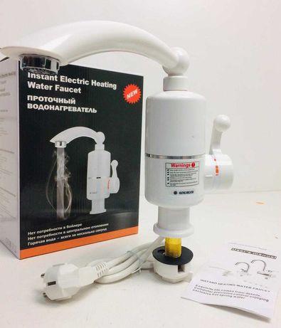 Проточный водонагреватель UKC LZ-401 / 8892 Мини бойлер