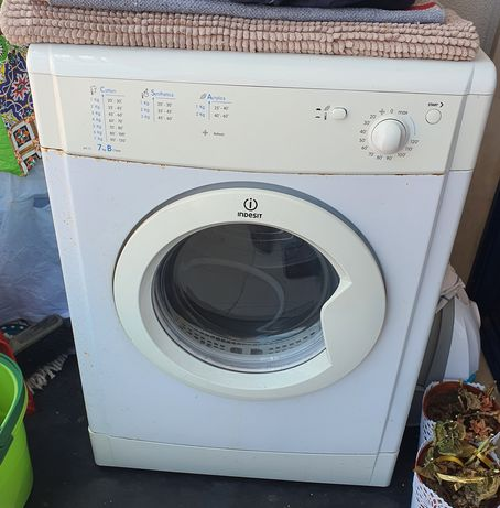Maquina secar avariada
