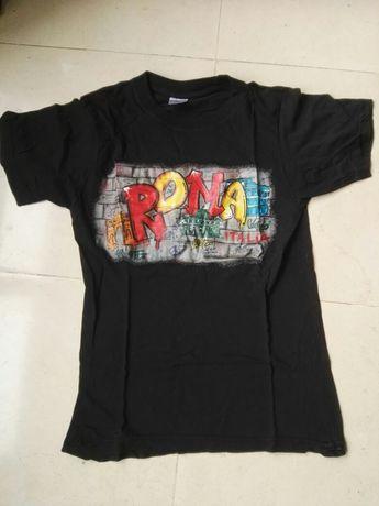 T-shirt de rapaz - Grafiti - Roma - Baratíssima