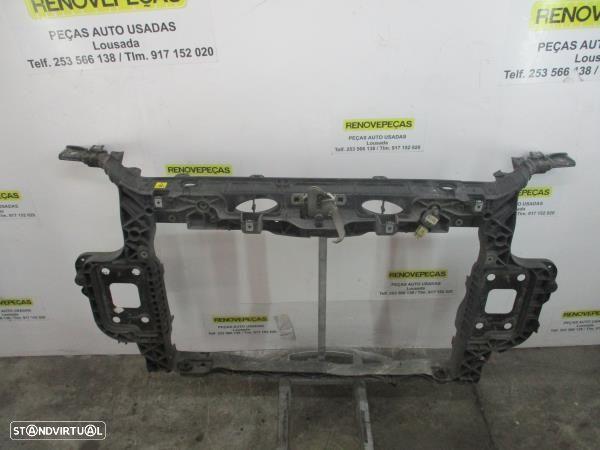 Frente Fibra Ou Chapa Fiat Punto Van (199_)