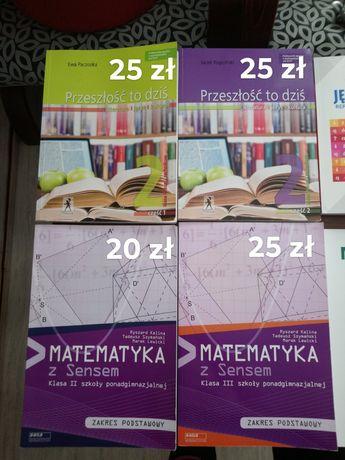 Podręczniki do liceum/technikum/zawodówki