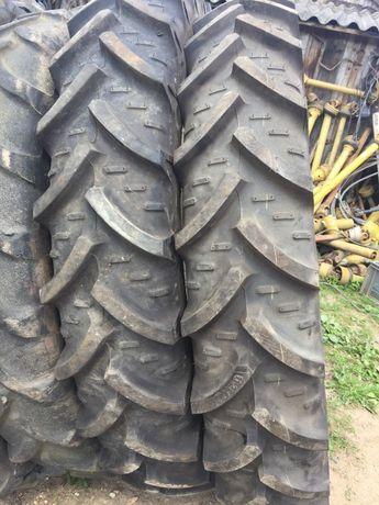 Koła do 11.2 R 44 Kleber jak nowe na opryskiwacz na traktor Renault