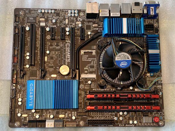 PC Intel i5-3570K + 8GB RAM + EVGA GTX 670 2GB