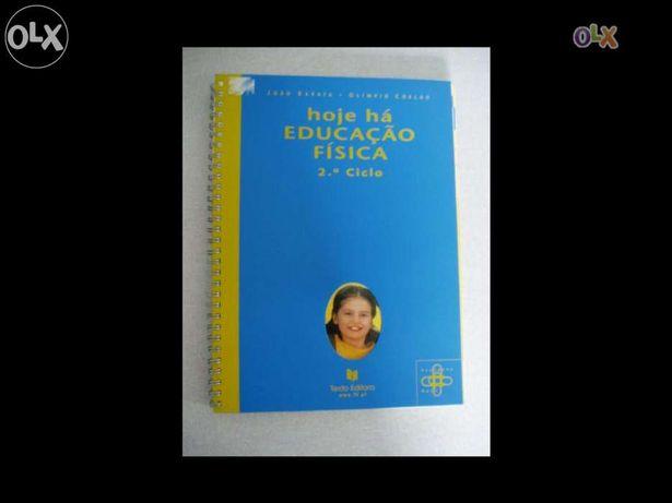 Livro - Hoje há EDUCAÇÃO FÍSICA - 2º Ciclo