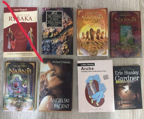 Książki zbiór książek antyk różne biblioteka dla nastolatków