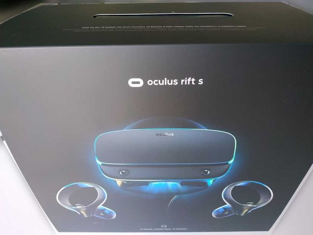 Okulary VR Oculus Rift S