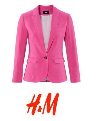 Marynarka H&M rozmiar 42 stan idealny