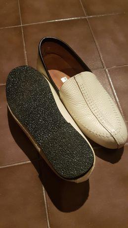 Sapatos homem artesanais do Senegal