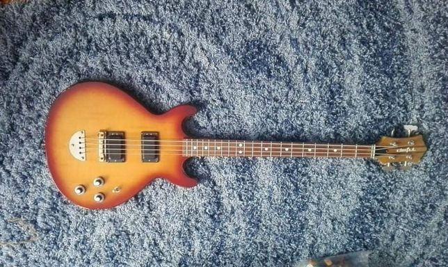 Defil Luna 22 gitara basowa