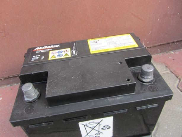 Akumulator AcDelco 60Ah 438A P+ 12V